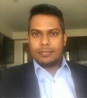 Sarin Surendran, RCIC