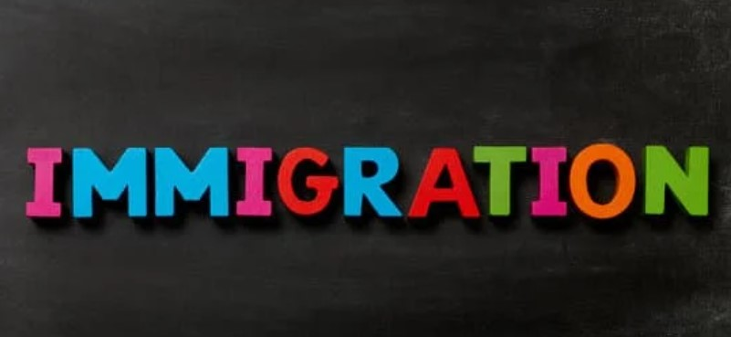 CANADA'S IMMIGRATION NUMBERS ARE DIMINISHING